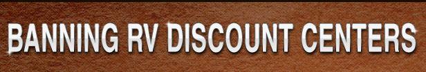 Banning RV Discount Center - Banning