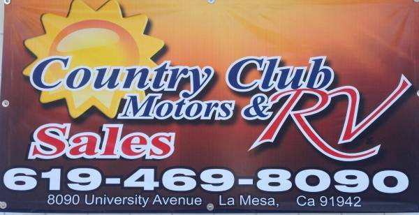 Country Club Motors & RV - La Mesa