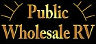 Public Wholesale RV