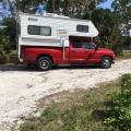 2004 Used Lance LANCELITE 815-0 Truck Camper in Florida FL
