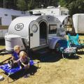 2015 Used Little Guy T@G MAX Travel Trailer in Oregon OR