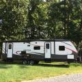 2016 Used Dutchmen ASPEN TRAIL 2810BHS Travel Trailer in West Virginia WV