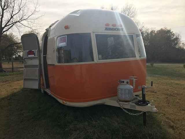 1973 Used Airstream ARGOSY Travel Trailer in Oklahoma OK