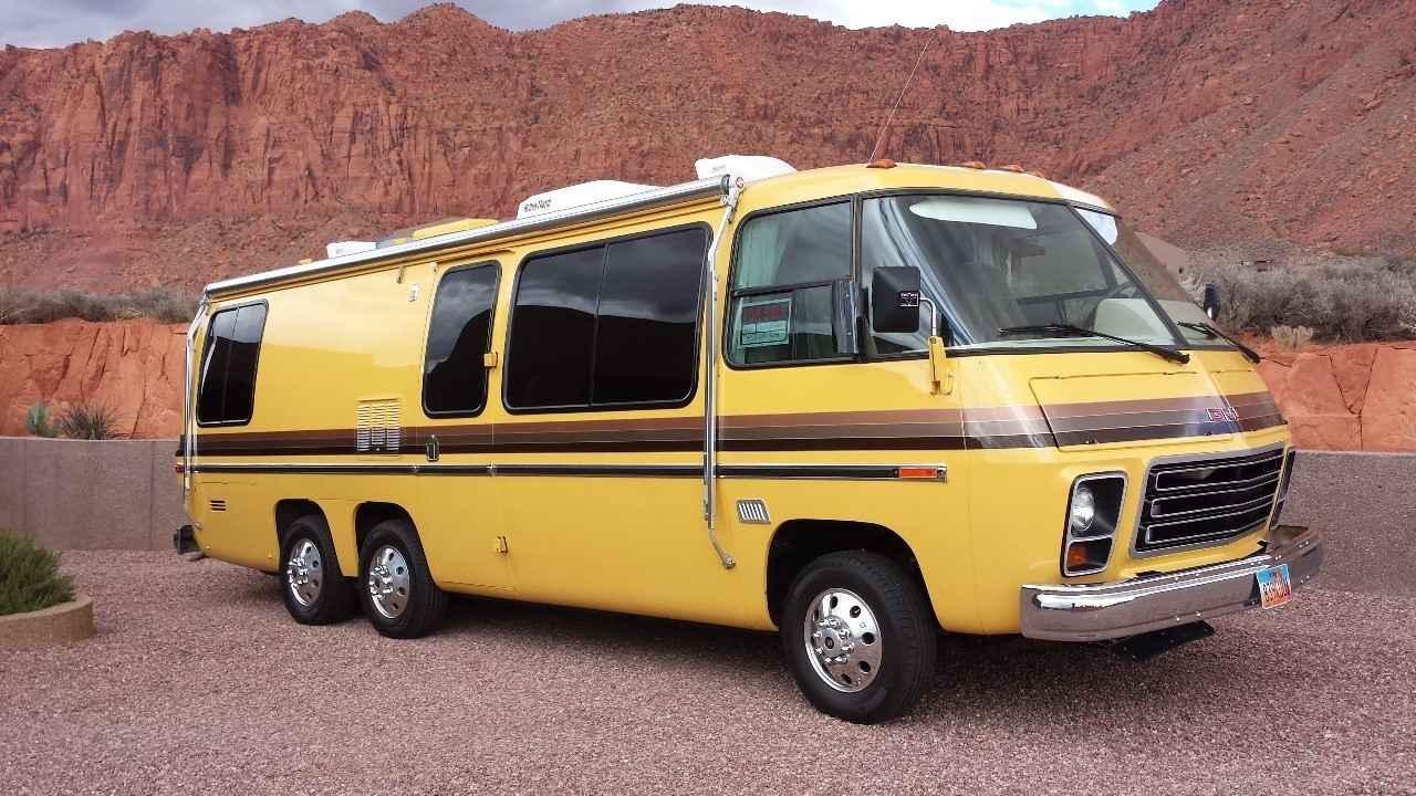 1976 Used Gmc Glenbrook Class A In Utah Ut