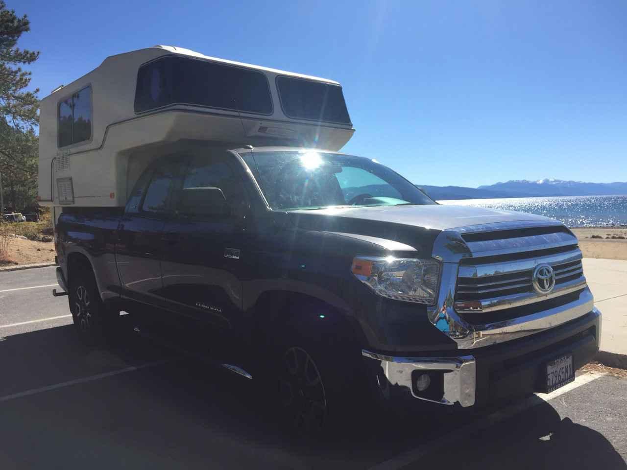 1977 Used 4X4 Truck Camper in Nevada NV