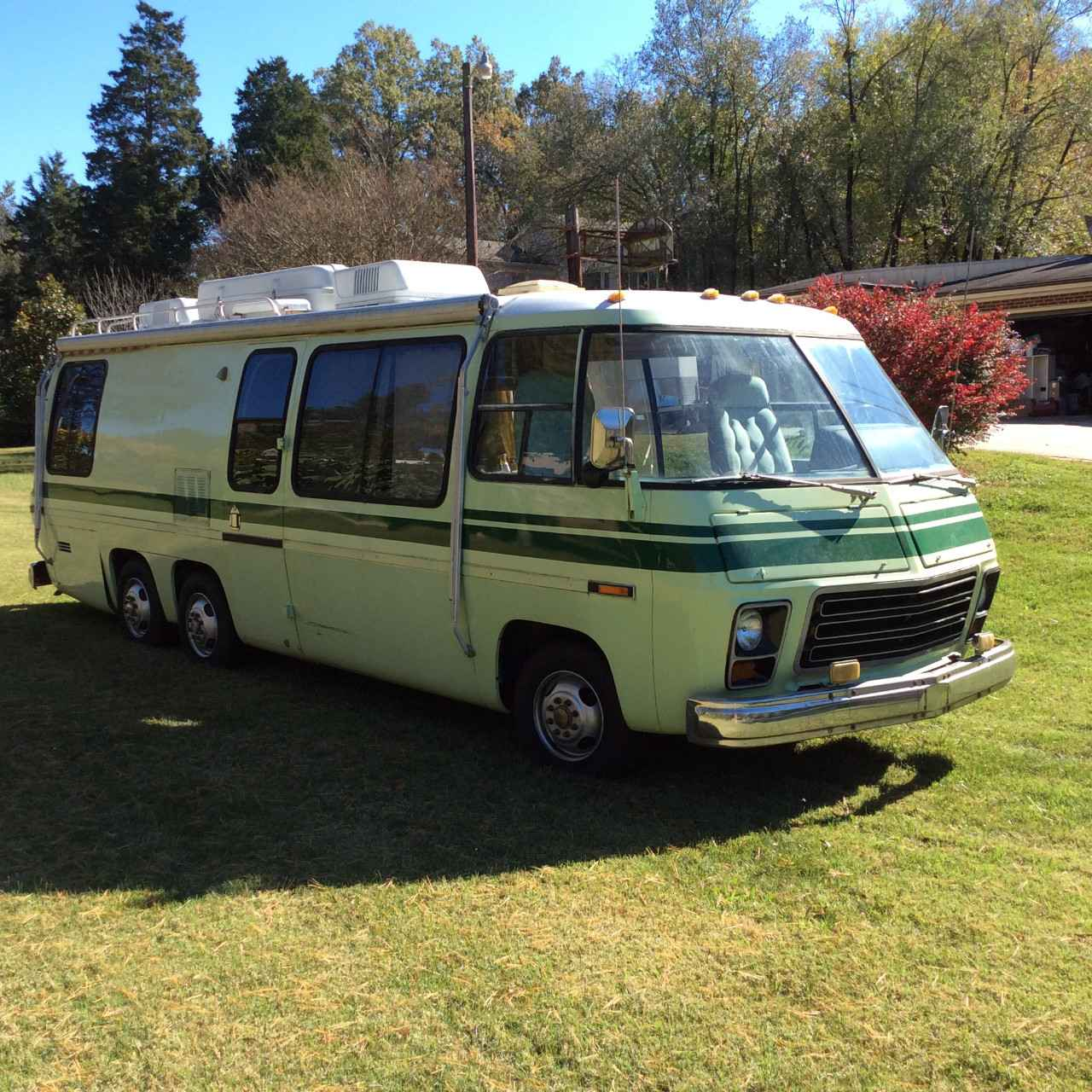 1977 Used GMC PALM BEACH Class A in North Carolina NC