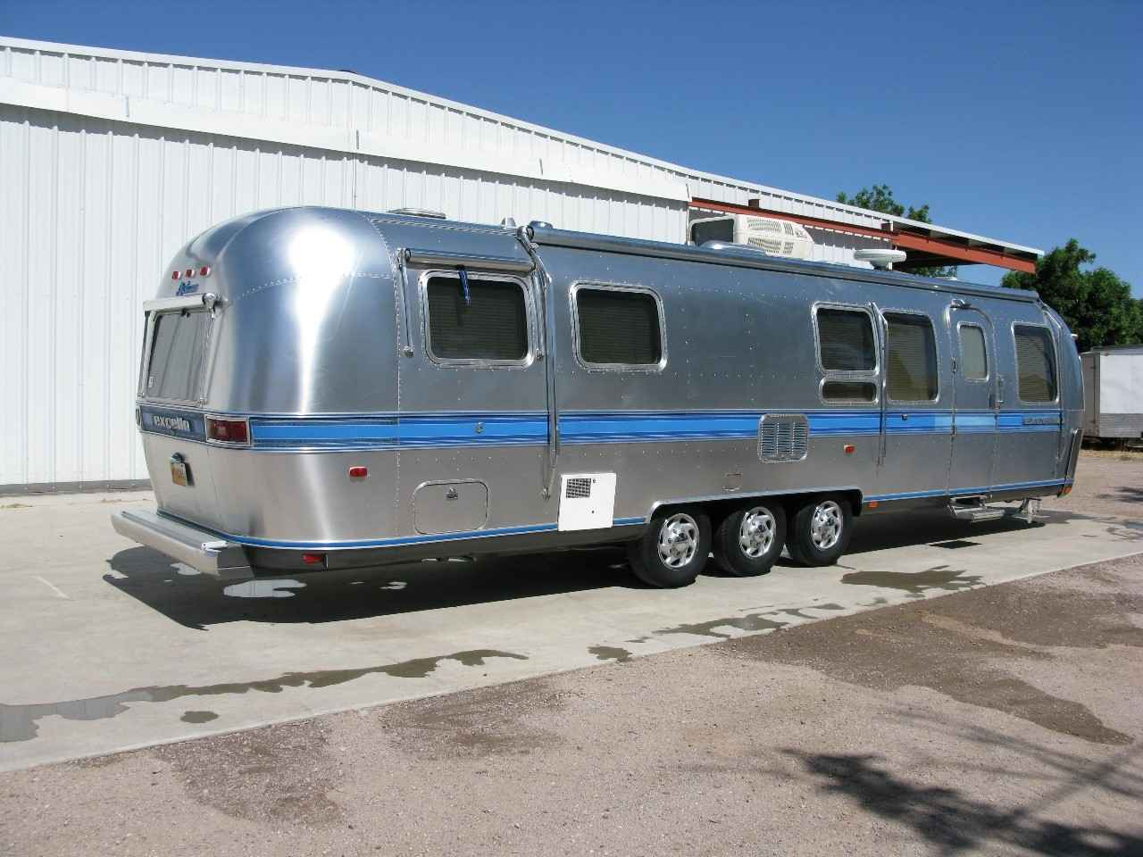 1985 Used Airstream Excella Travel Trailer In New Mexico Nm