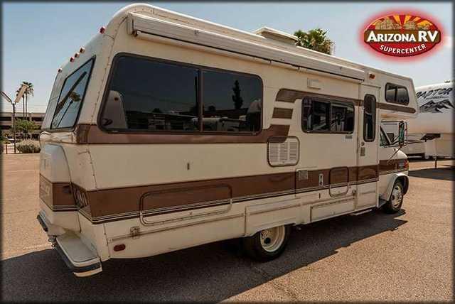 1985 Used Lazy Daze M-22 Class C in Arizona AZ