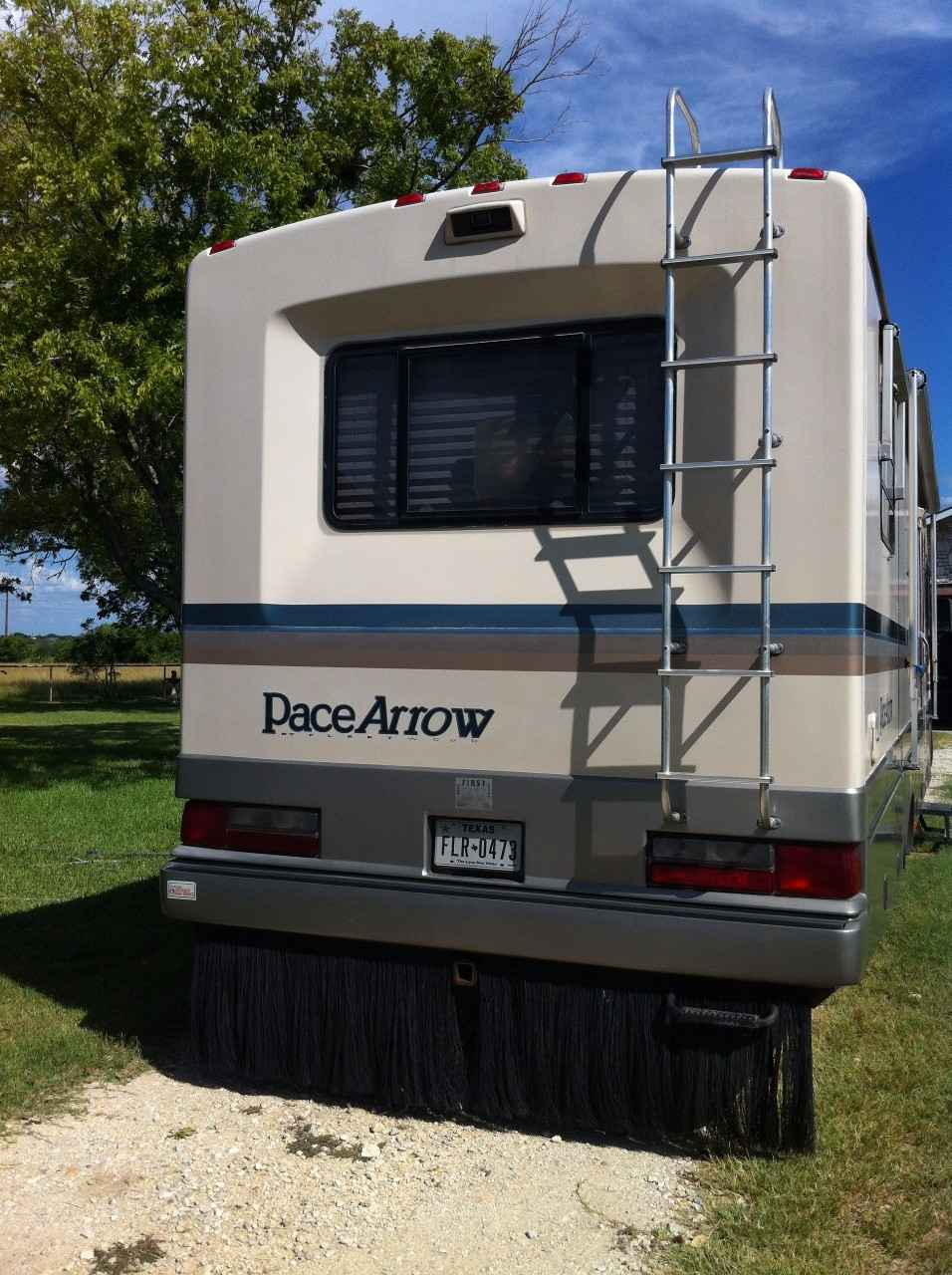 1994 Used Fleetwood Pace Arrow 34l Class A In Texas Tx