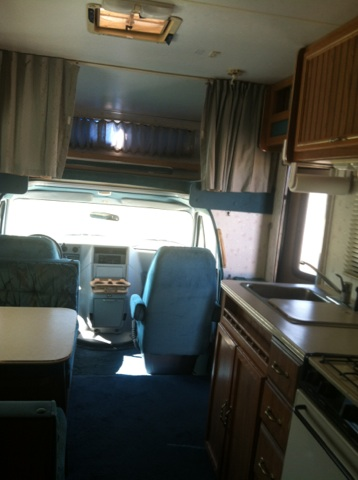1994 Used Forest River Shasta Class C Motorhome Class C in