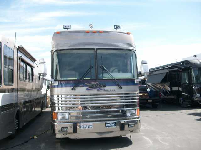 1994 Used Prevost COUNTRY COACH XL40 Class A in California CA