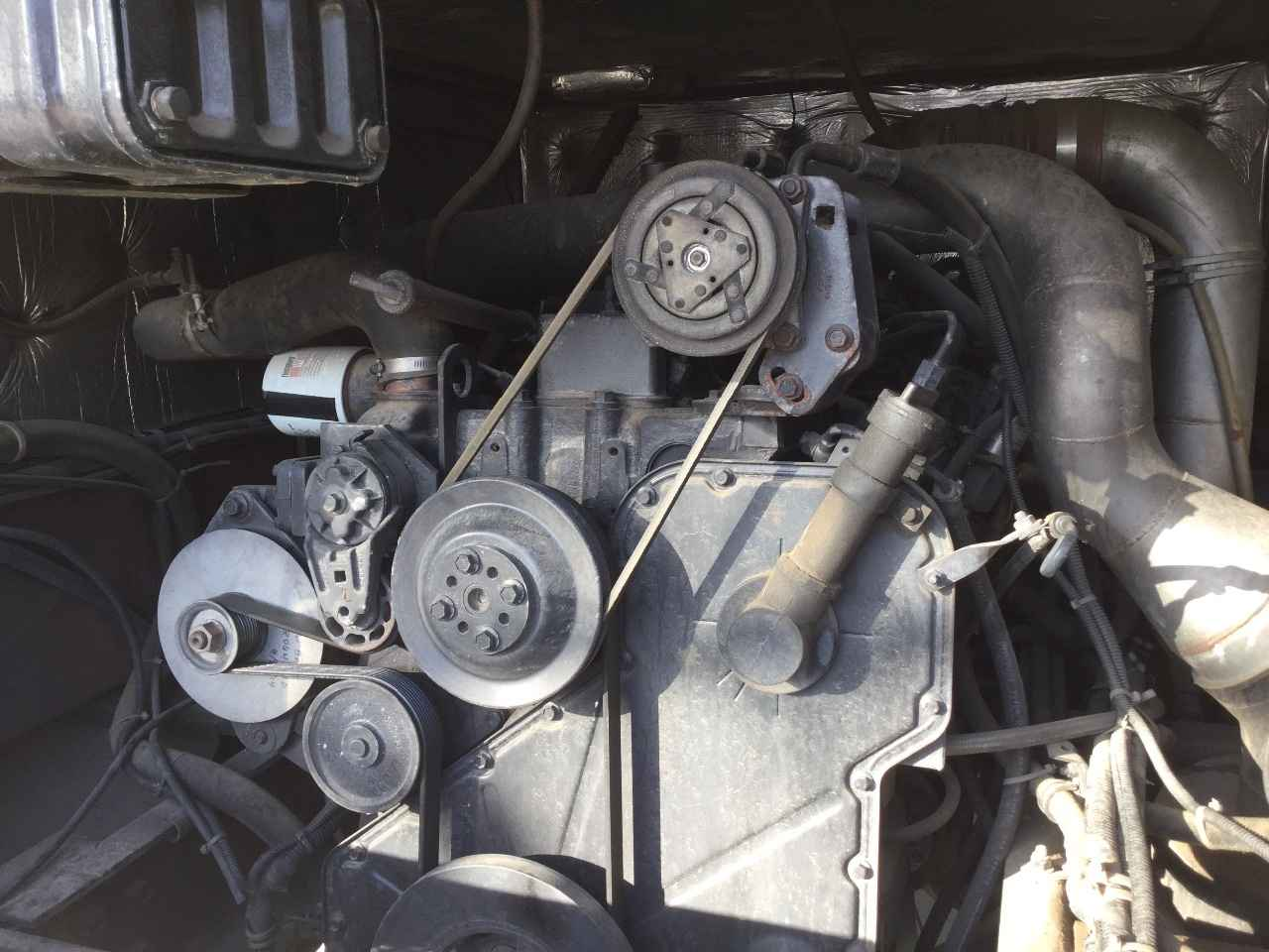 1995 Used Hawkins Motor Coach Hmc Class A In California Ca