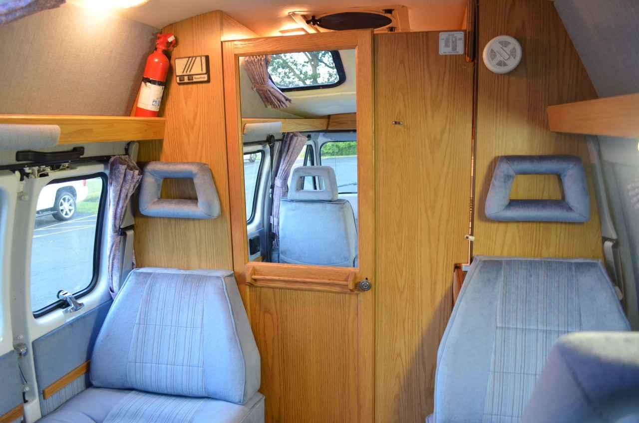1995 Used Roadtrek 190 Popular Class B In Illinois Il