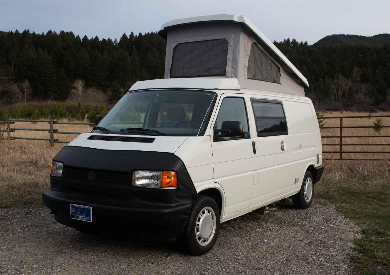 1995 Used Volkswagen EUROVAN FULL CAMPER Class B in Montana MT