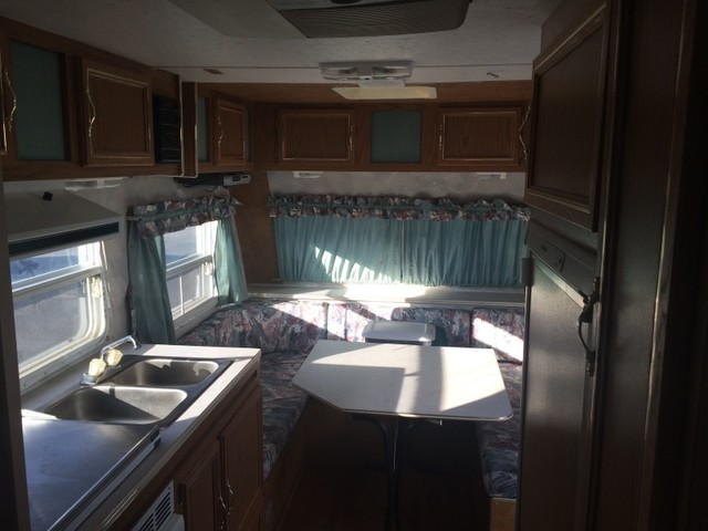 1996 Used Sunline Lite 22ft Travel Trailer in Colorado CO