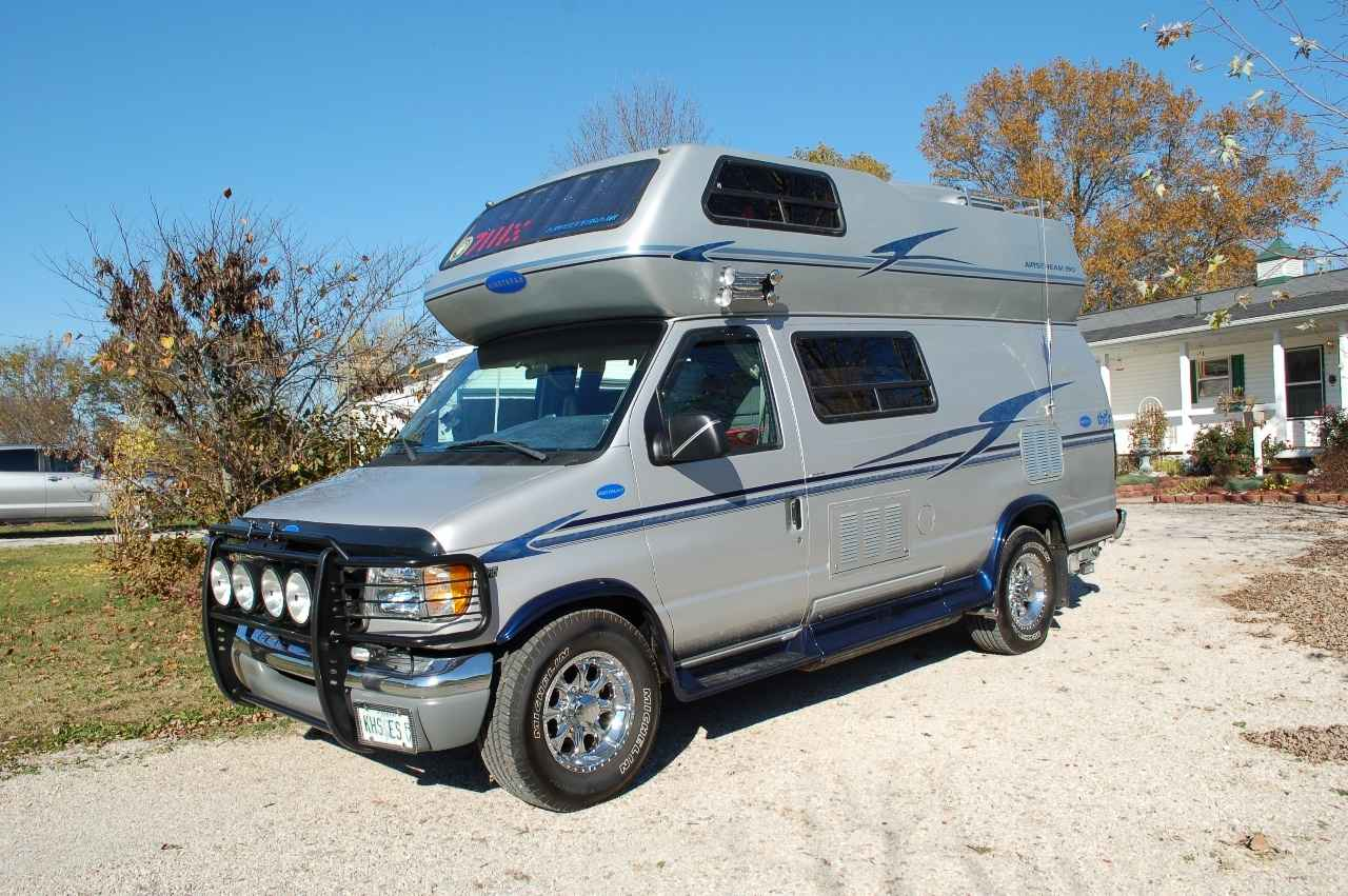 1997 Used Airstream INTERSTATE Class B in Colorado CO