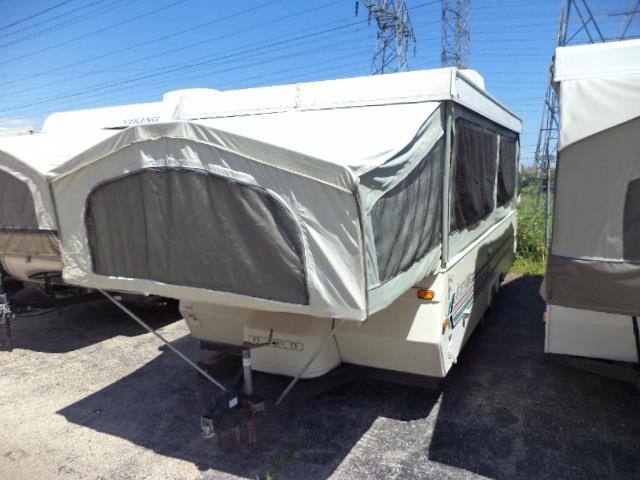 1997 used jayco jay series 1406 pop up camper in illinois il