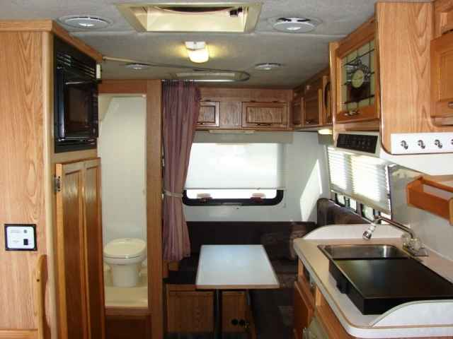 1998 Used Coachmen Starflyte 21rb Class B In California Ca