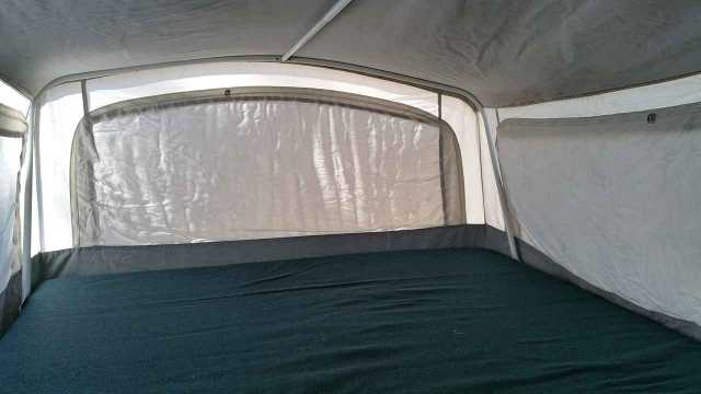 1998 Used Coleman Grand Tour Grandview Pop Up Camper In