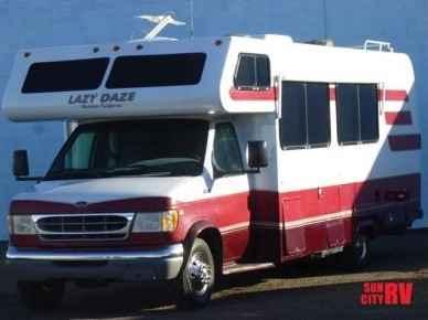 1998 Used Lazy Daze 27 REAR BATH Class C in Arizona AZ