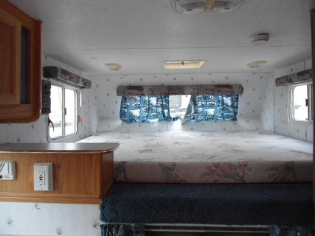 1998 Used Skyline Skyline Weekender 855 Truck Camper In