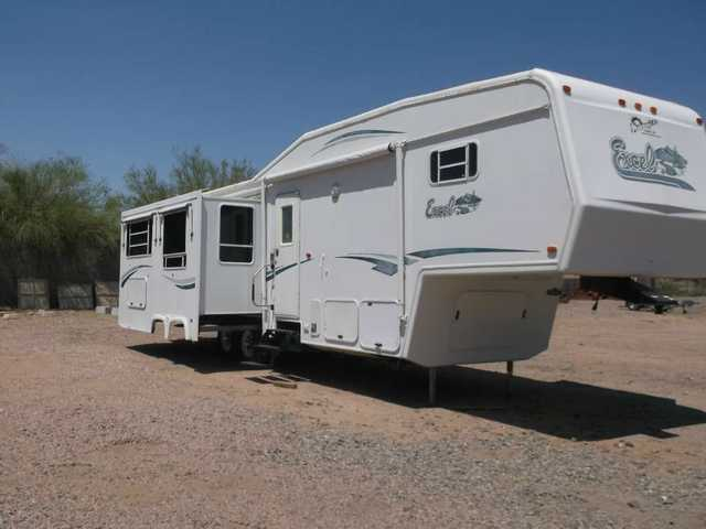 1999 Used Excel Peterson Excel Rvs Excel 33rlr Fifth