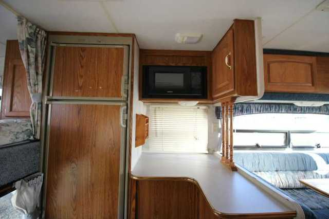 1999 Used Fleetwood Elkhorn 10 Truck Camper In California Ca