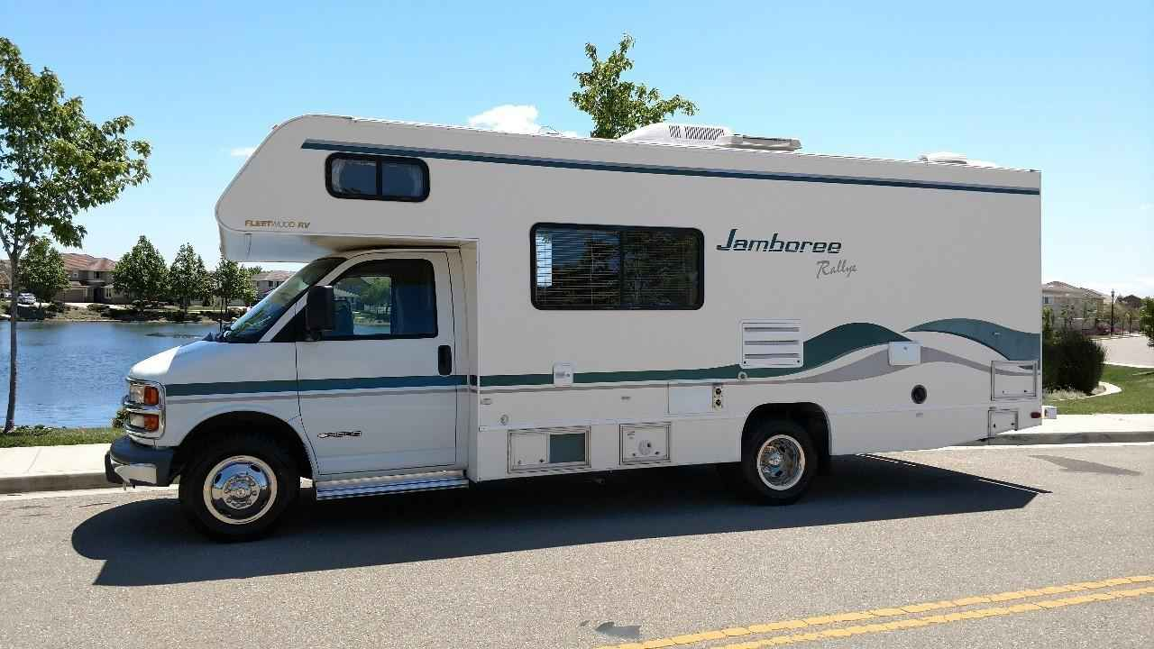Used Motor Homes And Campers For Sale California Autos Post