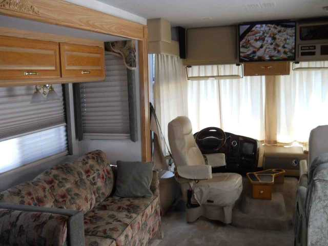 2000 Used Fleetwood Pace Arrow 35n Class A In California Ca