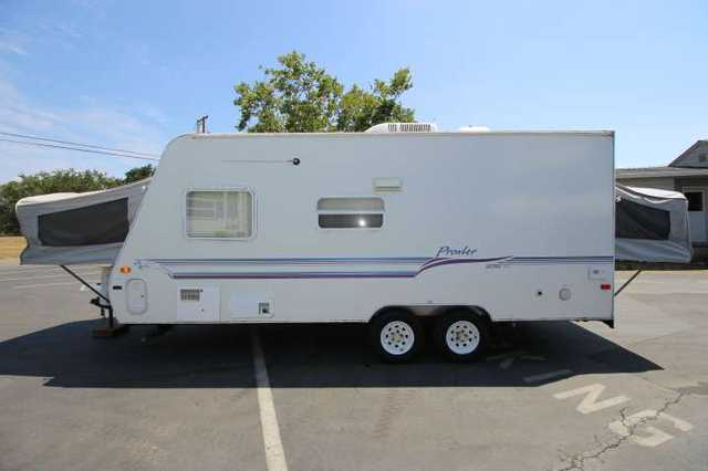 Awning For  Prowler Travel Trailer  Ft