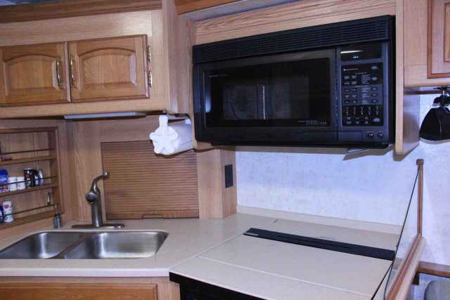 2000 Used Itasca Horizon Class A In Florida Fl