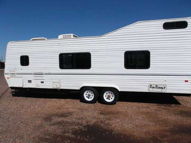 2001 Used Carson Fun Runner 285 Toy Hauler In Arizona Az