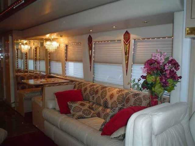 2001 Used Featherlite Coaches Other Class A In Indiana In