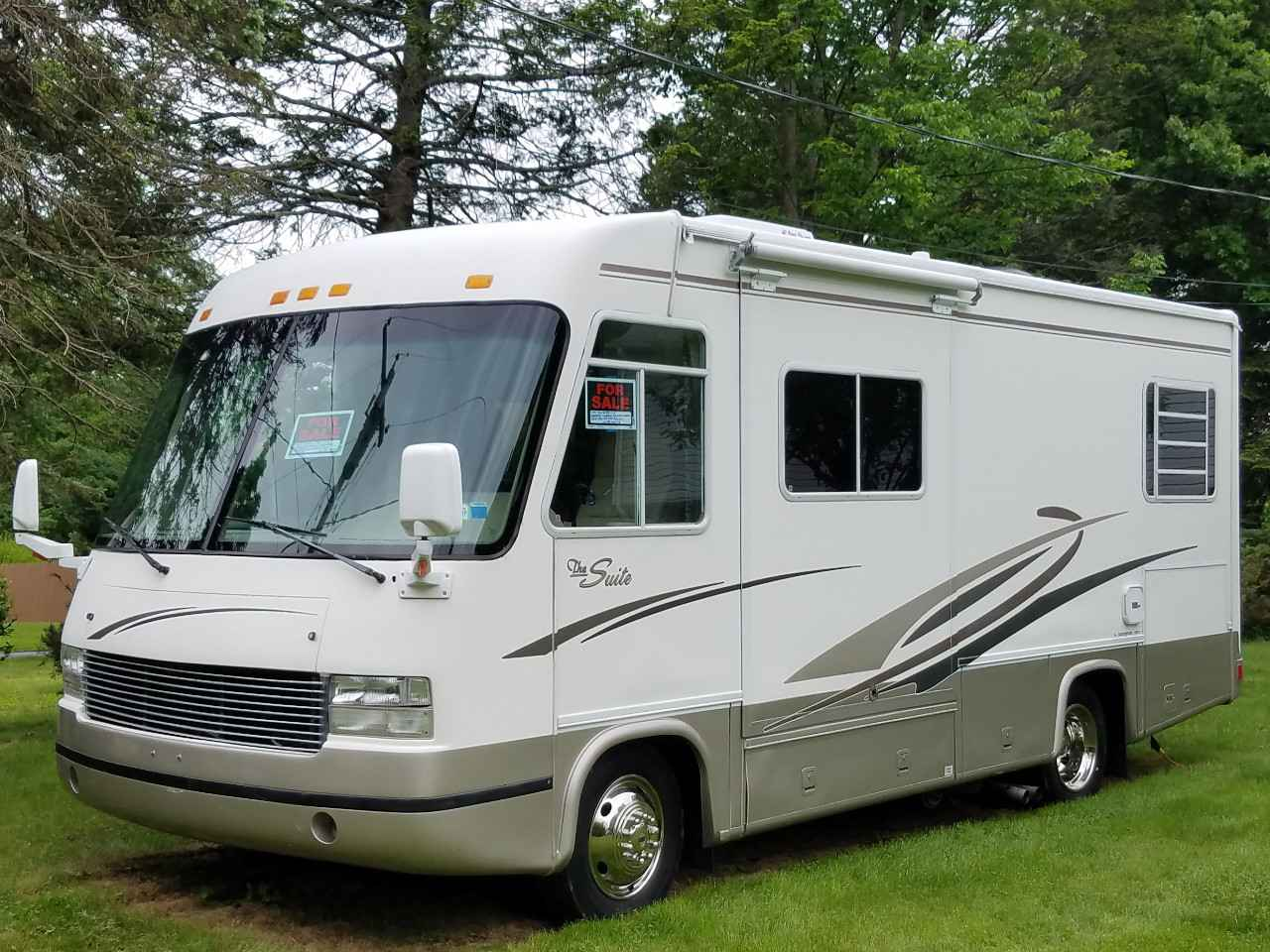2001 Used Georgie Boy The Suite Class A In New York Ny
