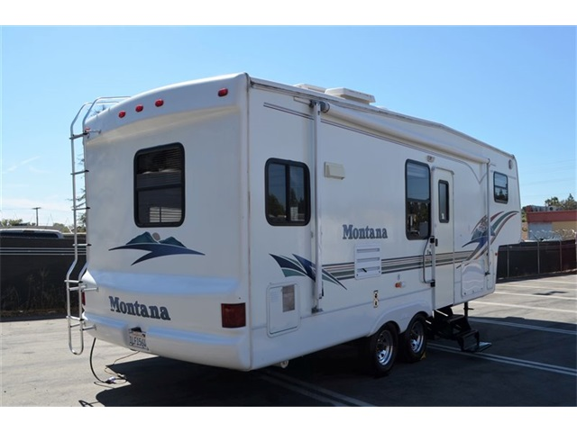 2001 Used Keystone Montana 2750 Fifth Wheel In California Ca