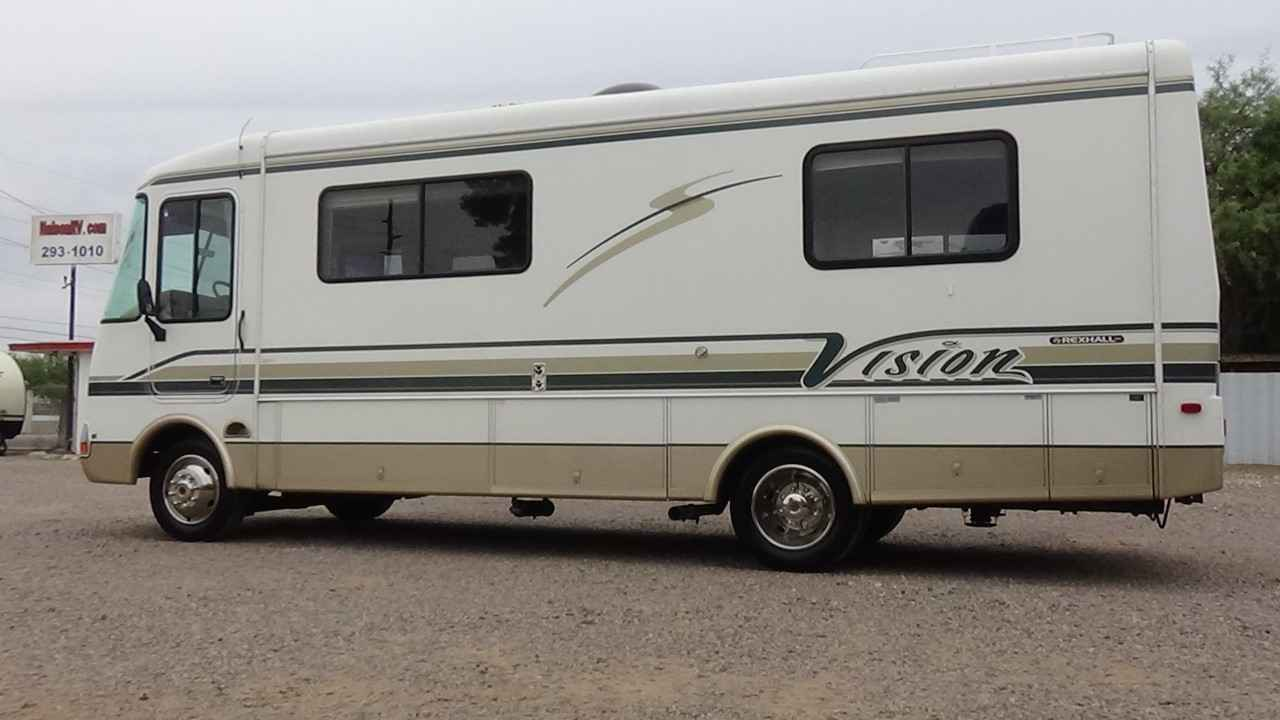 2001 Used Rexhall Vision 26 Class A In Arizona Az