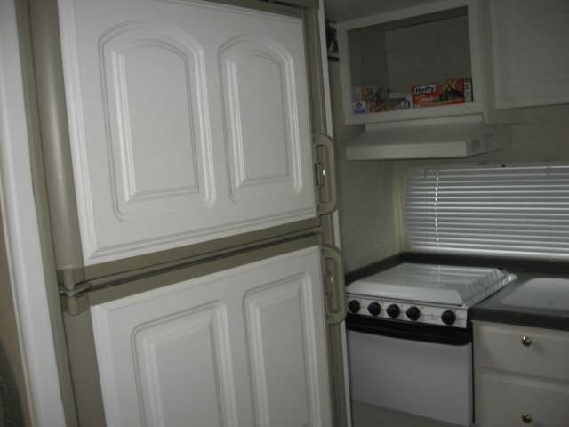 2002 Used Keystone Outback 25fb Travel Trailer In Kentucky Ky