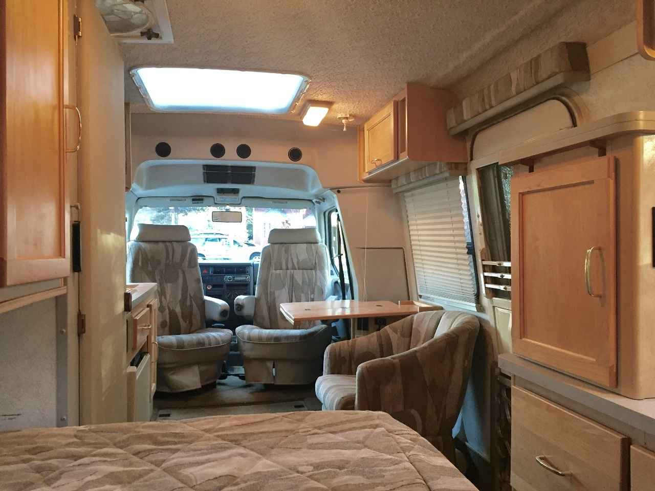 2002 Used Winnebago Rialta 22 Class B In Colorado Co
