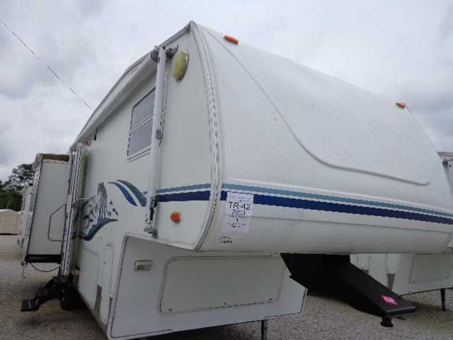 2003 Used Clearance:Cougar KEYSTONE 286/RENT TO OWN/NO