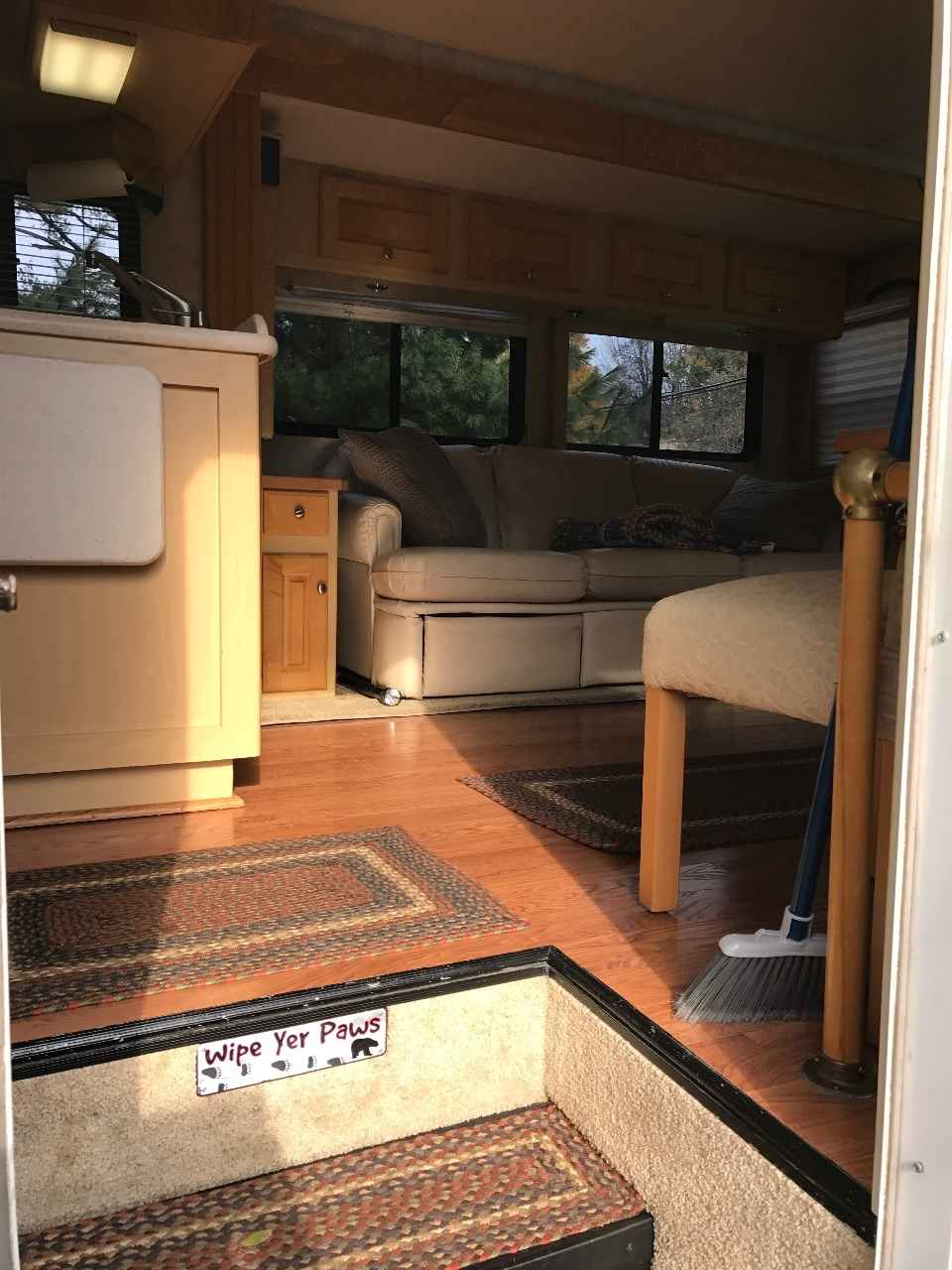 2003 Used Holiday Rambler Vacationer 36dbd Class A In