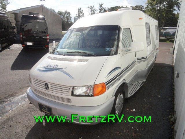 2003 Used Winnebago Rialta 22qd Vw Motorhome RV Camper Coach