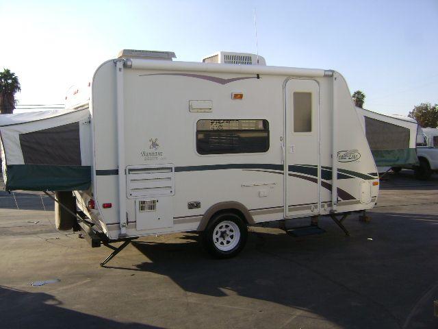 2004 Used Bantam Trail Lite R-Vision Series M17 Travel ...
