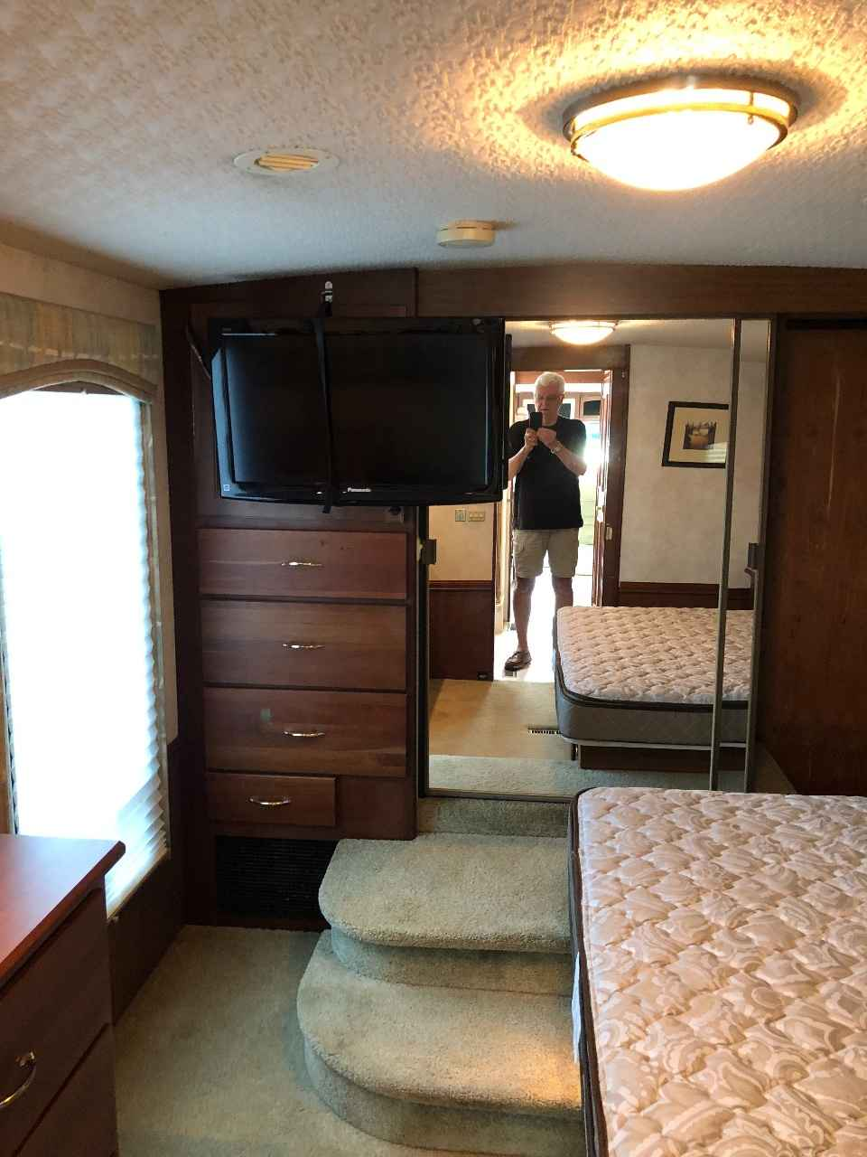 2004 Used Itasca Meridian 39w Class A In Florida Fl