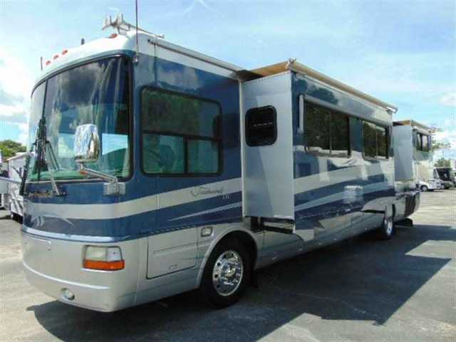 2004 Used National Rv Tradewinds 7395 Class A In Florida Fl