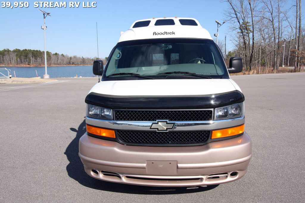 2004 Used Roadtrek 190 Popular Class B In North Carolina Nc