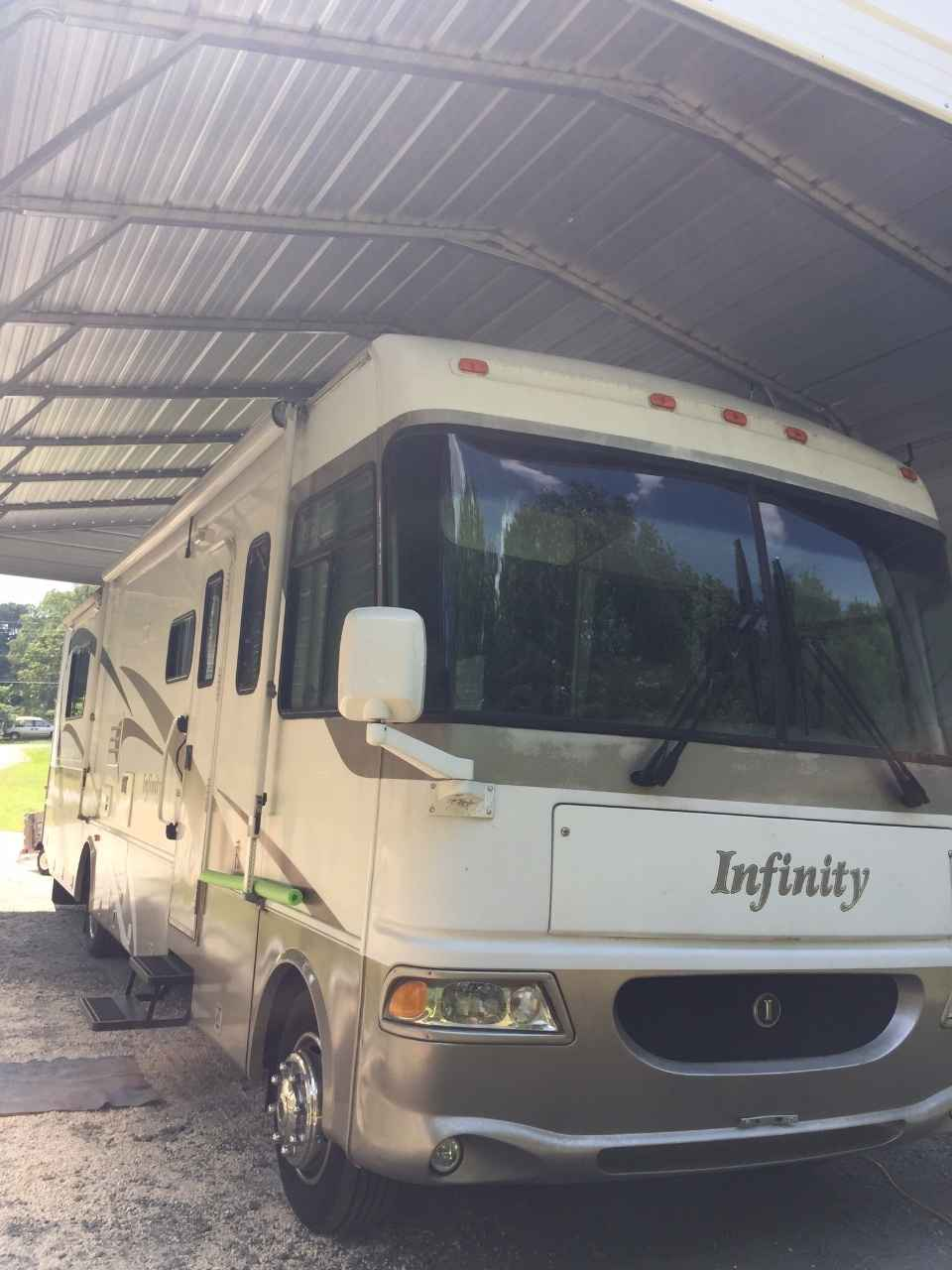 2004 Used Thor Motor Coach Four Winds Class A In Georgia Ga