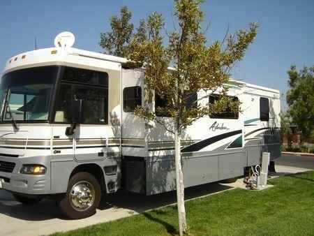 2004 Used Winnebago Adventurer 35U Class A in California CA