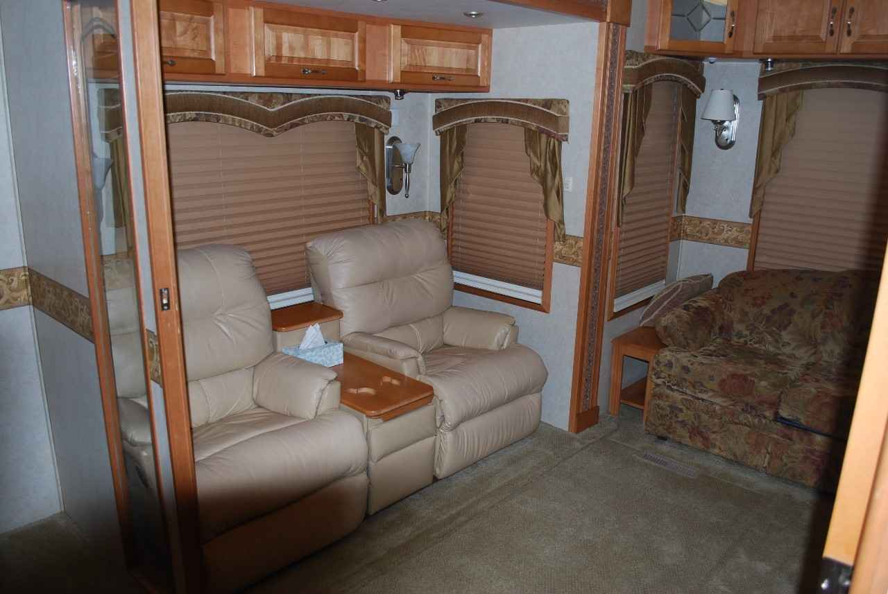 2005 Used Drv Mobile Suites 38rl3 Fifth Wheel In Colorado Co