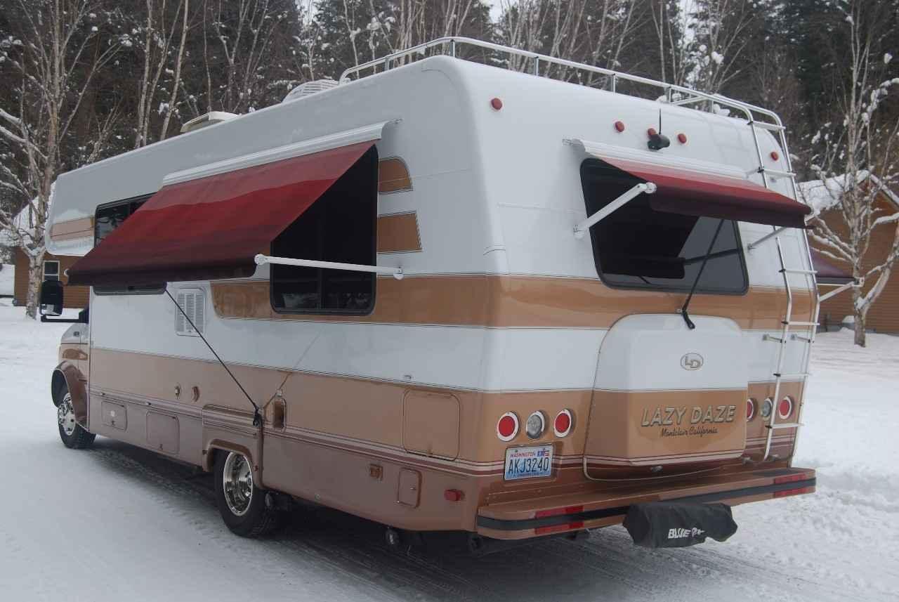 2005 Used Lazy Daze 26 5 Class C in Washington WA