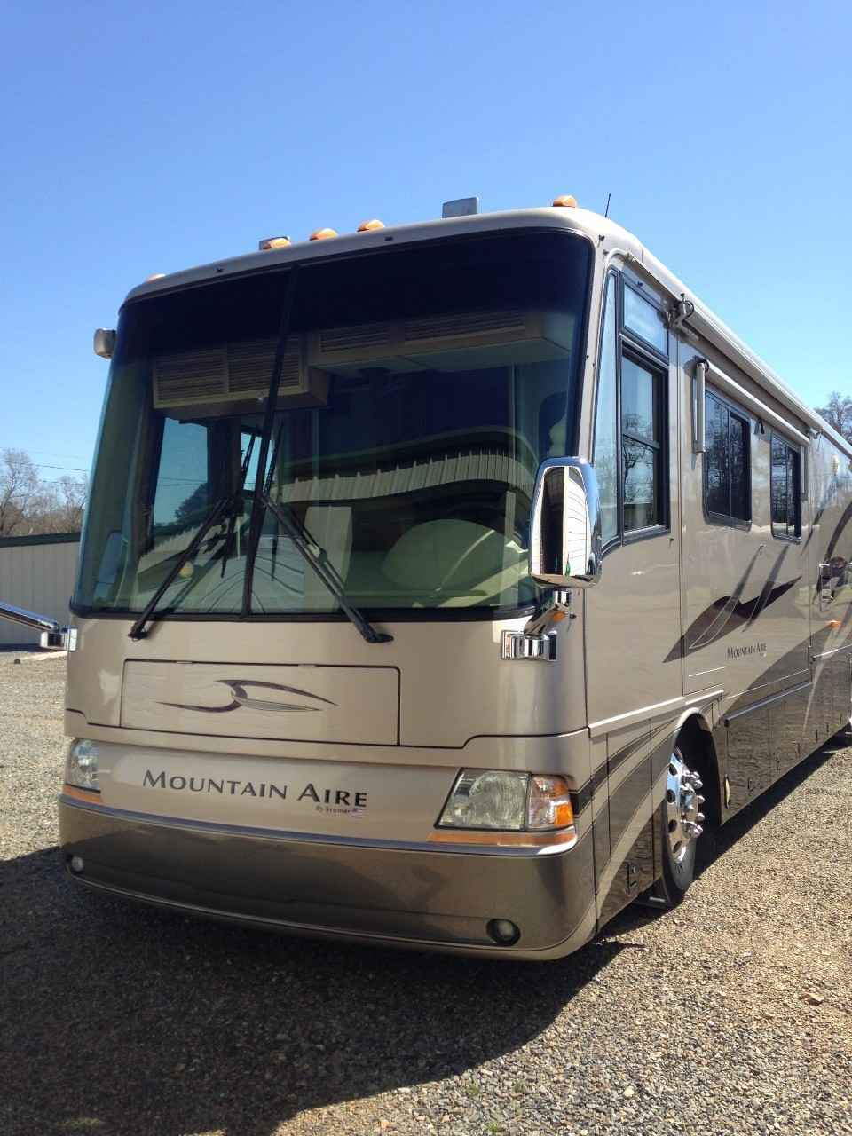 2005 used newmar mountain aire 4304 class a in arkansas ar for Mountain aire